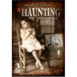 cover of dvd for A Haunting
