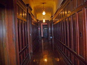 Photo of Hallway inside of Casa Loma